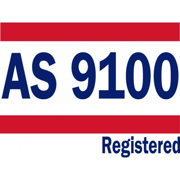 red-white-blue-iso-as9100-flag